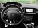 Фото авто Peugeot 308 T9 [рестайлинг], ракурс: рулевое колесо