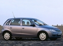 Фото авто Opel Corsa C [рестайлинг], ракурс: 270