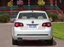 Фото авто Volkswagen Jetta 5 поколение, ракурс: 180 цвет: белый