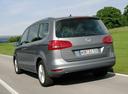Фото авто Volkswagen Sharan 2 поколение, ракурс: 135