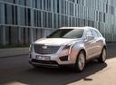 Фото авто Cadillac XT5 1 поколение, ракурс: 45 цвет: серебряный