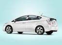 Фото авто Toyota Prius 3 поколение, ракурс: 135