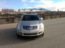Фото авто Cadillac SRX 2 поколение [рестайлинг],  цвет: серебряный