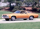 Фото авто Chevrolet Chevelle 3 поколение, ракурс: 90