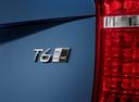 Фото авто Volvo XC90 2 поколение, ракурс: шильдик цвет: голубой