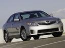 Фото авто Toyota Camry XV40 [рестайлинг], ракурс: 315 цвет: серебряный