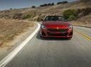 Фото авто BMW Z4 G29,  цвет: красный