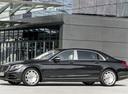 Фото авто Mercedes-Benz S-Класс W222/C217/A217, ракурс: 90 цвет: черный