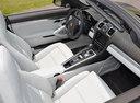 Фото авто Porsche Boxster 981, ракурс: сиденье