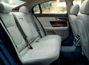 Фото авто Jaguar XF X250, ракурс: задние сиденья