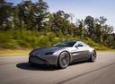 Фото авто Aston Martin Vantage 4 поколение, ракурс: 45 цвет: серый