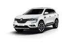 Фото авто Renault Koleos 2 поколение, ракурс: 45 цвет: белый