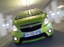 Фото авто Chevrolet Spark M300,  цвет: салатовый