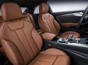 Фото авто Audi A5 2 поколение, ракурс: сиденье