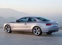 Фото авто Audi A5 8T, ракурс: 135 цвет: серебряный