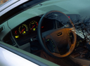 Фото авто Volvo V70 2 поколение, ракурс: рулевое колесо