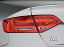 Фото авто Audi A4 B8/8K, ракурс: задние фонари цвет: серебряный