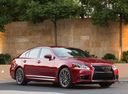 Фото авто Lexus LS 4 поколение [2-й рестайлинг], ракурс: 315