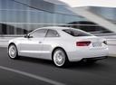 Фото авто Audi A5 8T [рестайлинг], ракурс: 135 цвет: белый