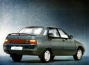 Фото авто ВАЗ (Lada) 2110 1 поколение, ракурс: 225 - рендер цвет: серый