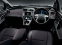 Фото авто Toyota Mark X Zio 1 поколение, ракурс: торпедо