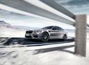 Фото авто BMW M5 F90, ракурс: 45 цвет: серый
