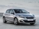 Фото авто Peugeot 308 T9, ракурс: 315 цвет: серый