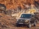 Фото авто Mercedes-Benz G-Класс W464, ракурс: 45 цвет: коричневый