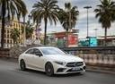 Фото авто Mercedes-Benz CLS-Класс C257, ракурс: 315 цвет: белый