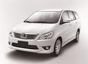 Фото авто Toyota Innova 1 поколение [2-й рестайлинг], ракурс: 45