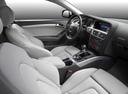 Фото авто Audi A5 8T, ракурс: сиденье