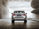 Фото авто Lexus ES 7 поколение, ракурс: 90 цвет: серебряный