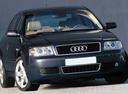 Фото авто Audi A6 4B/C5,  цвет: черный