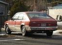 Фото авто Chevrolet Citation 1 поколение, ракурс: 135