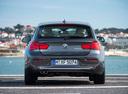 Фото авто BMW 1 серия F20/F21 [рестайлинг], ракурс: 180 цвет: серый