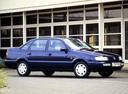 Фото авто Volkswagen Passat B4, ракурс: 315 цвет: синий