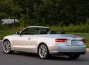 Фото авто Audi A5 8T [рестайлинг], ракурс: 135 цвет: серебряный
