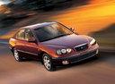 Фото авто Hyundai Elantra XD, ракурс: 315 цвет: красный