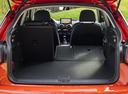 Фото авто Audi Q2 1 поколение, ракурс: багажник цвет: оранжевый