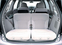 Фото авто Mitsubishi Grandis 1 поколение, ракурс: багажник