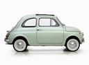 Фото авто Fiat 500 1 поколение, ракурс: 270