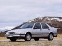 Фото авто Saab 9000 2 поколение, ракурс: 45