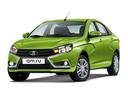 Новый ВАЗ (Lada) Vesta, зеленый , 2017 года выпуска, цена 647 900 руб. в автосалоне АВТОГРУП КРЫМ