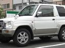 Фото авто Mitsubishi Pajero Junior 1 поколение, ракурс: 90