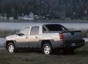Фото авто Chevrolet Avalanche 1 поколение, ракурс: 135