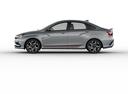Фото авто ВАЗ (Lada) Vesta 1 поколение, ракурс: 45 - рендер цвет: серый