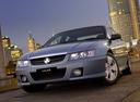Фото авто Holden Calais 3 поколение, ракурс: 45