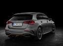 Фото авто Mercedes-Benz A-Класс W177/V177, ракурс: 225 цвет: серый