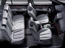 Фото авто Hyundai Santa Fe CM, ракурс: салон целиком