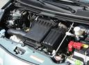 Фото авто Nissan Pixo 1 поколение, ракурс: двигатель